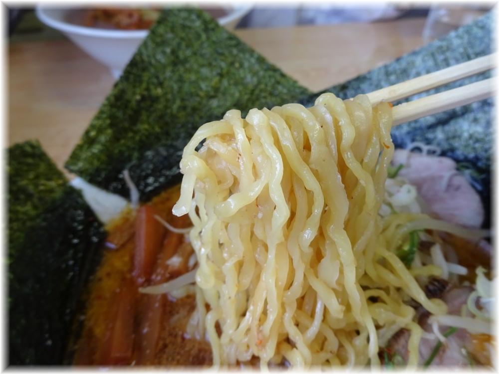 大幸2 特製スタミナめんの麺