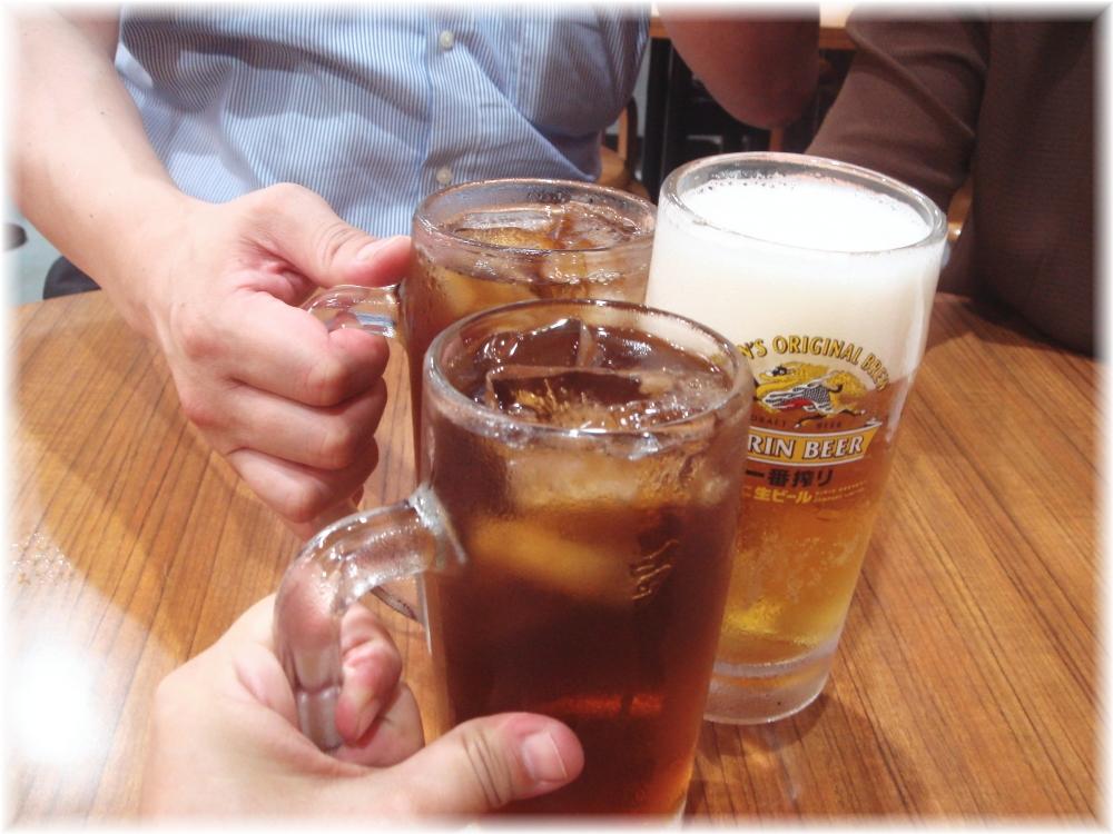 ぼたん 乾杯♪