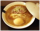 凪 西新宿店 特級煮干そば+味玉