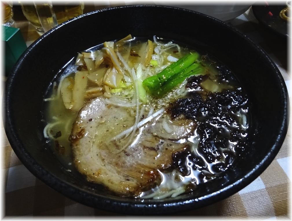 製麺rabo2 塩ラーメン