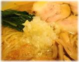 らぁ麺トラットリア Due Italian 塩らぁ麺の具