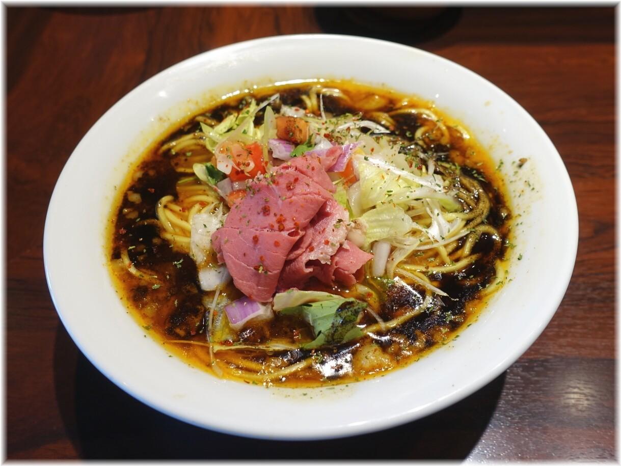 牛王 spicy curry牛骨らー麺