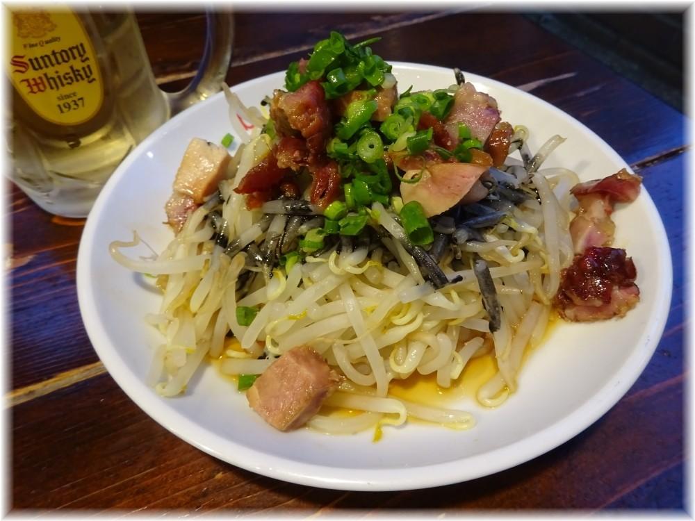 凪渋谷店 肉モヤシ