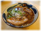 季織亭 醤油拉麺