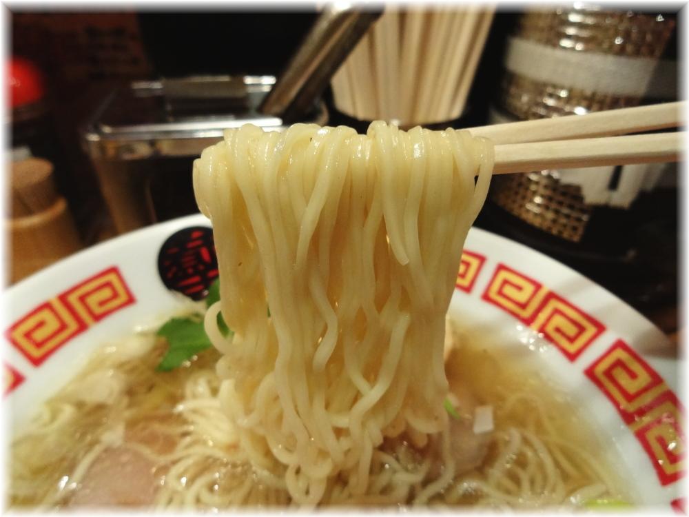 凪Noodle BAR2 俺の塩inKABUKIの麺