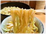 桃の木 つけ麺の麺