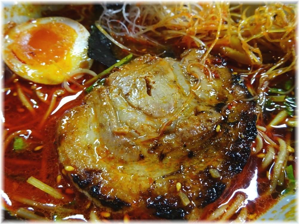 AFURI4 柚子辣湯麺のチャーシュー