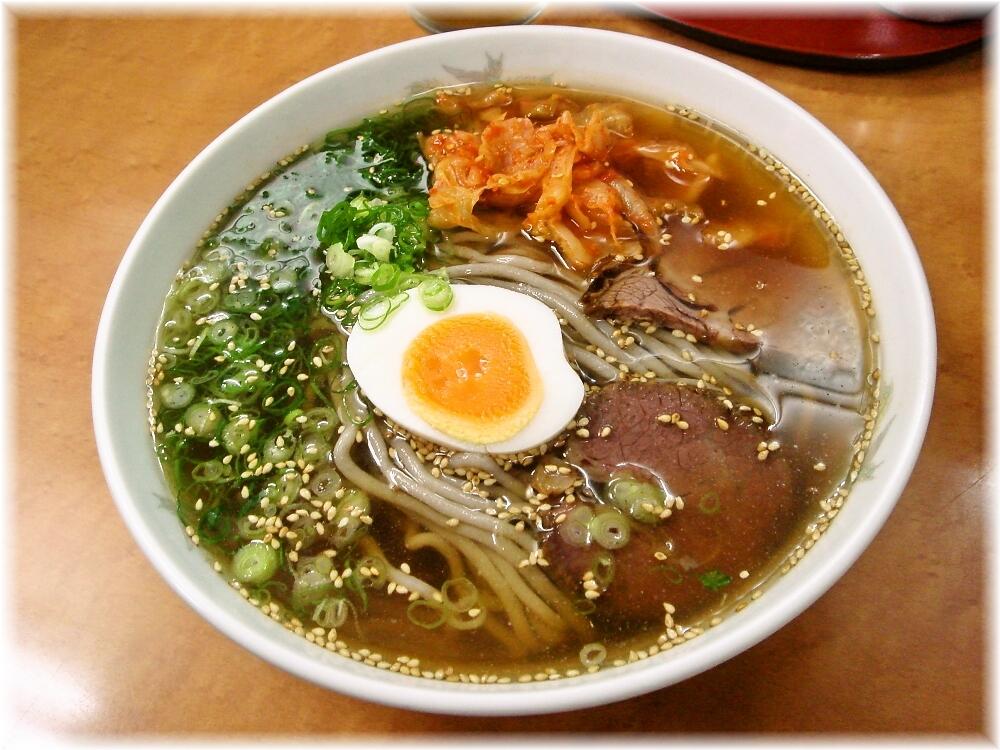 六盛 冷麺