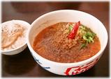 香家 鬼・担々麺とチャーシュー飯