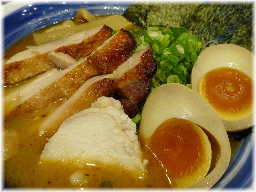 和屋製麺所 特製鶏そばの具