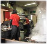 麺屋 とがし 店内