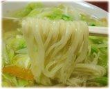 サカエヤミルクホール タンメンの麺