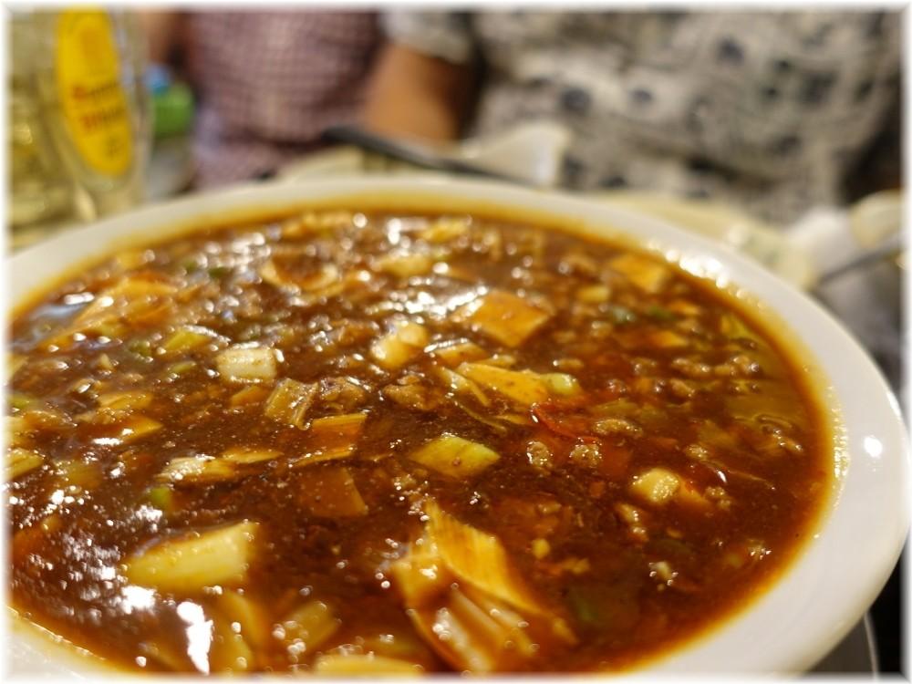 金町製麺11 麻婆ラーメン