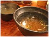 らーめん屋 上方段七 ひやあつのスープ割り