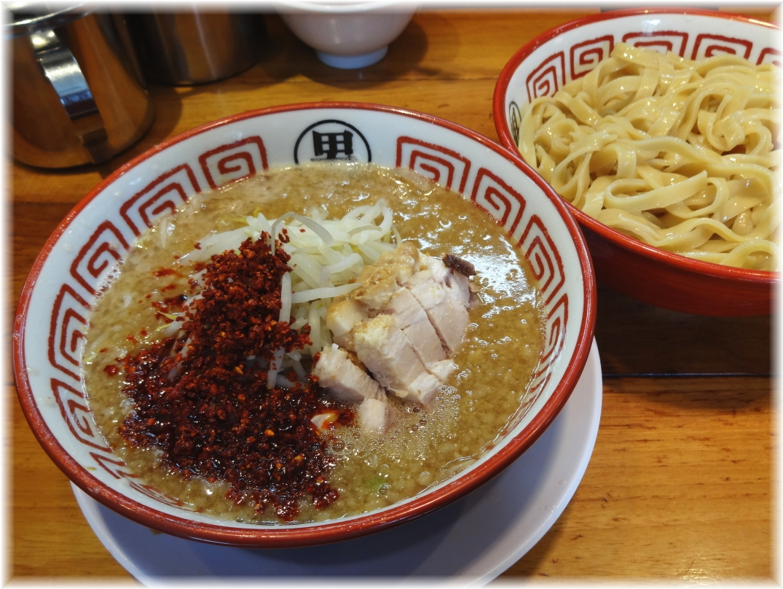 バリ男2 つけ麺