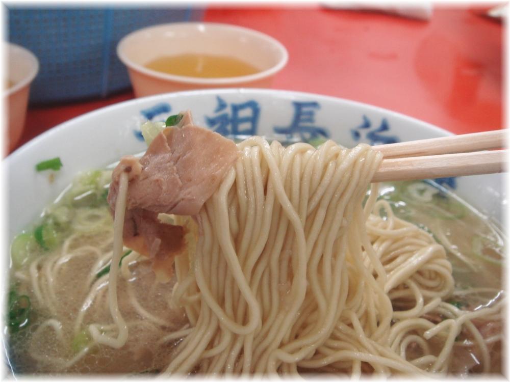 元祖長浜屋5 ベタカタの麺