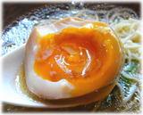 潘街粥麺専家 神保町店 煮玉子