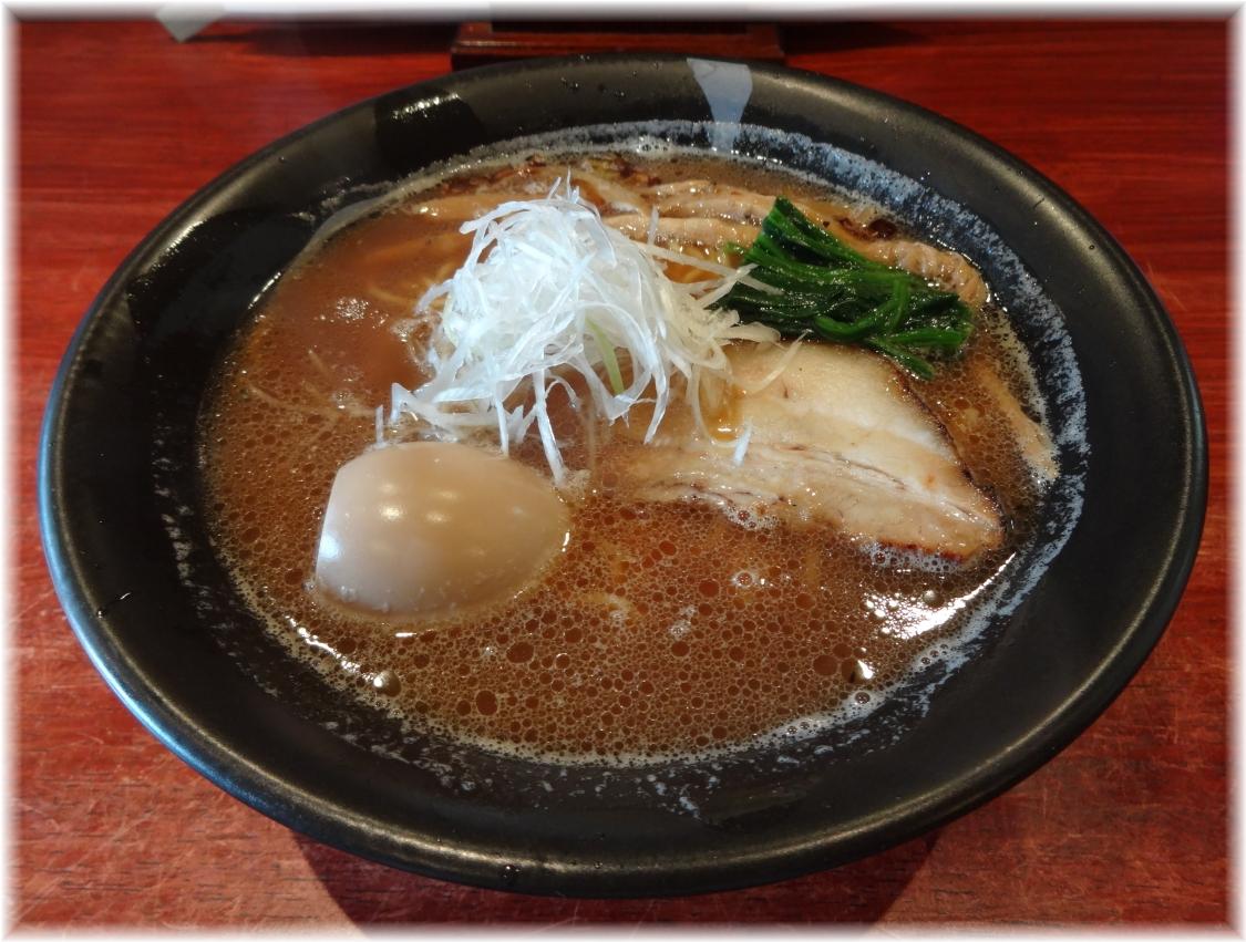 阿羅漢 ラーメン(醤油)