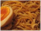 九段斑鳩 特製・チーズガーリック油そば 麺2
