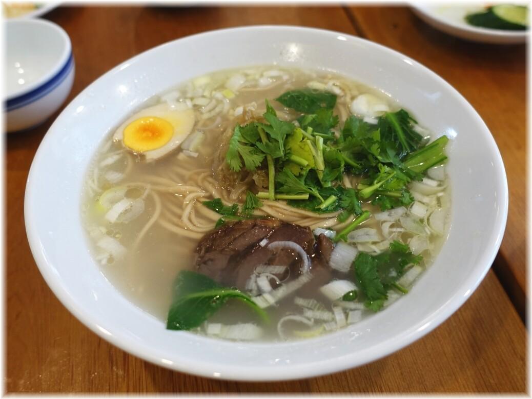 羊香味坊 魚羊麺