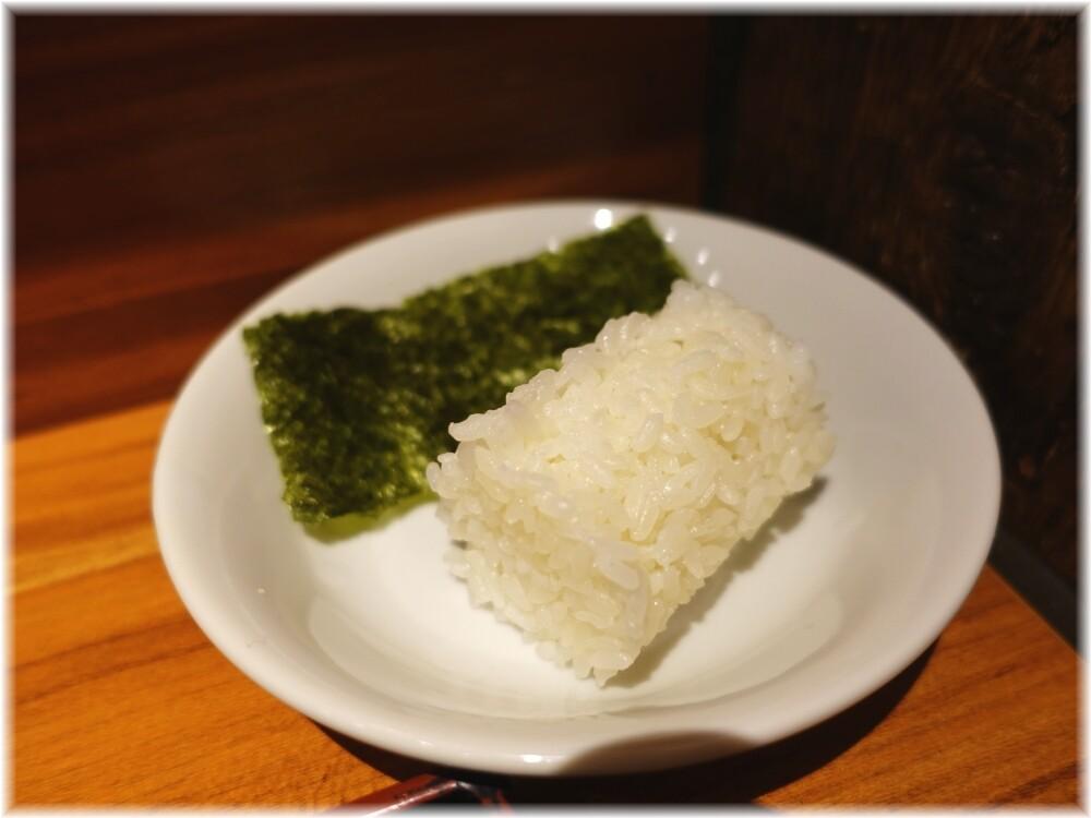 博多鶏ソバ華味鳥2 俵ご飯