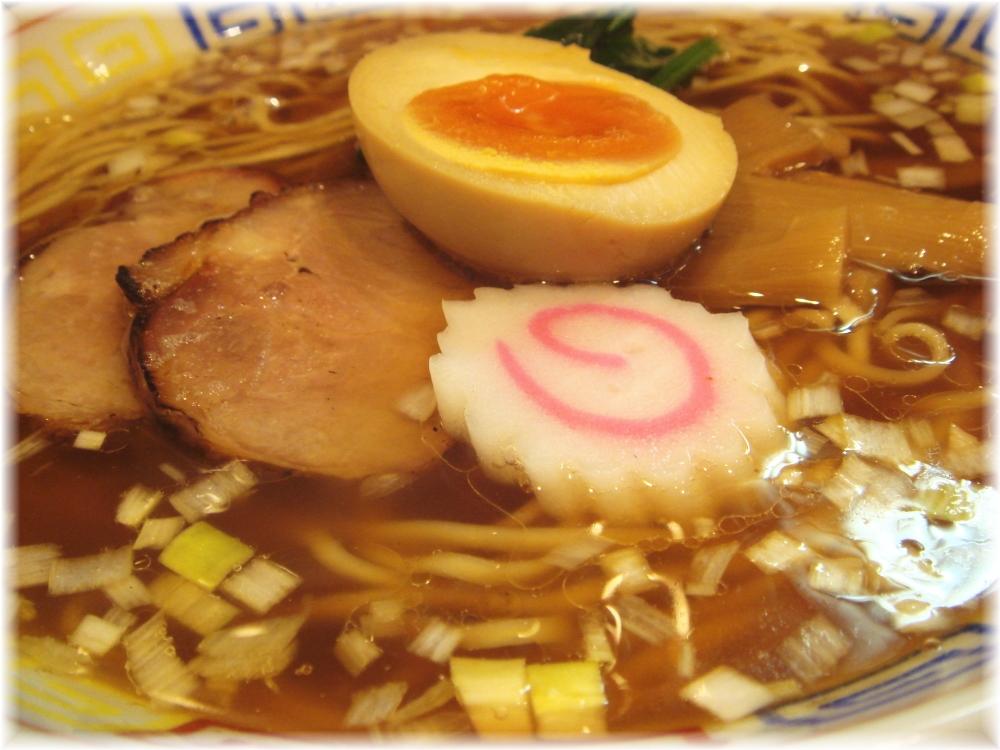 づゅる麺豚あじ恵比寿神社前 昭和の中華そばの具
