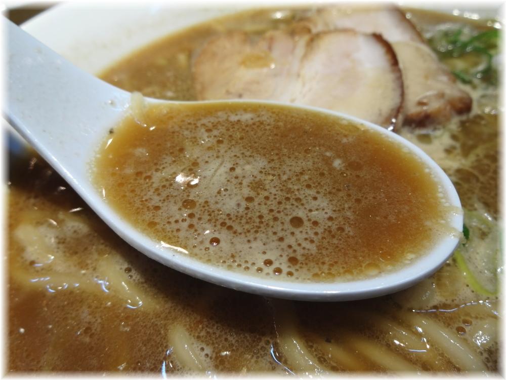 長尾中華そば 裏メニューのスープ2
