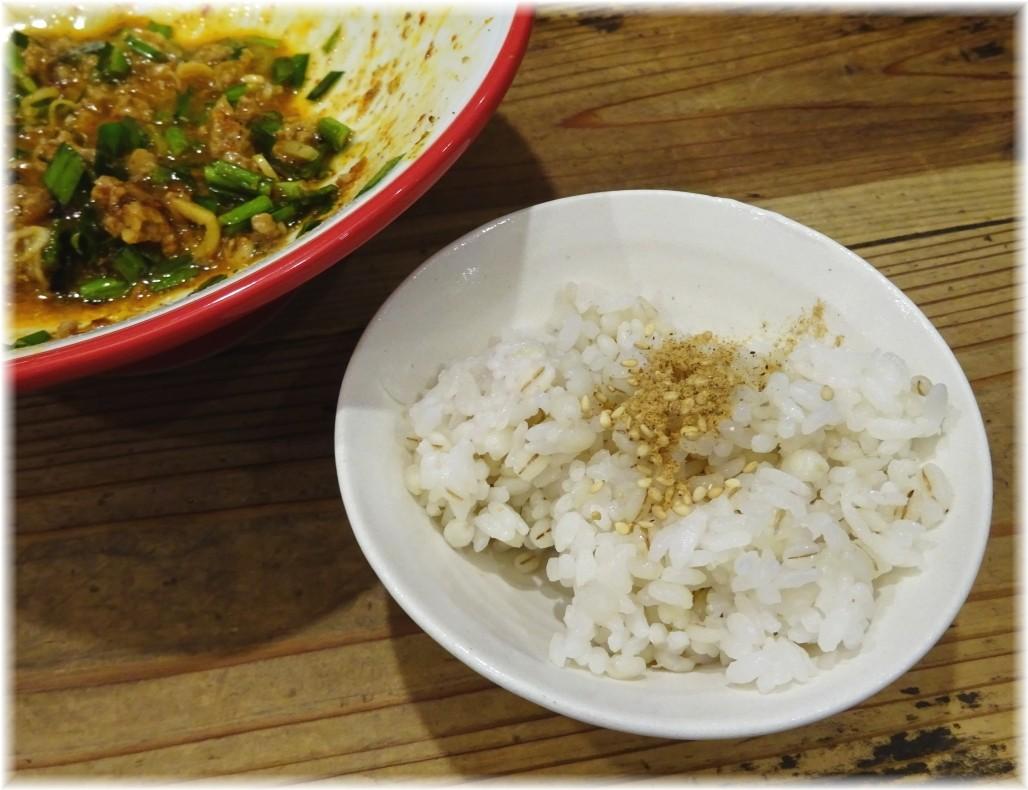 三田製麺所6 追い飯