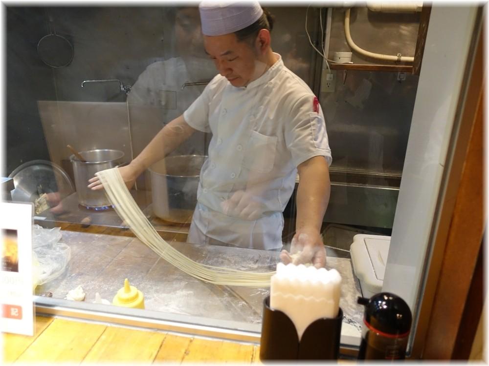 蘭州牛肉麺馬記 麺厨房