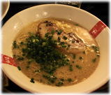 凪(夕凪) 豚骨麺