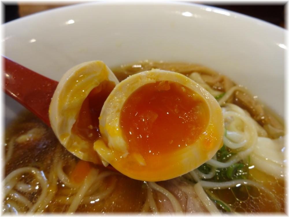 麺や維新 味玉