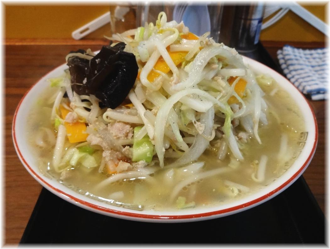 麺処 丹行味素 野菜タン麺
