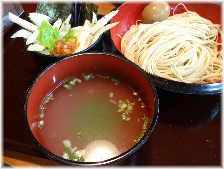 イツワ製麺所食堂 セロリつけ麺