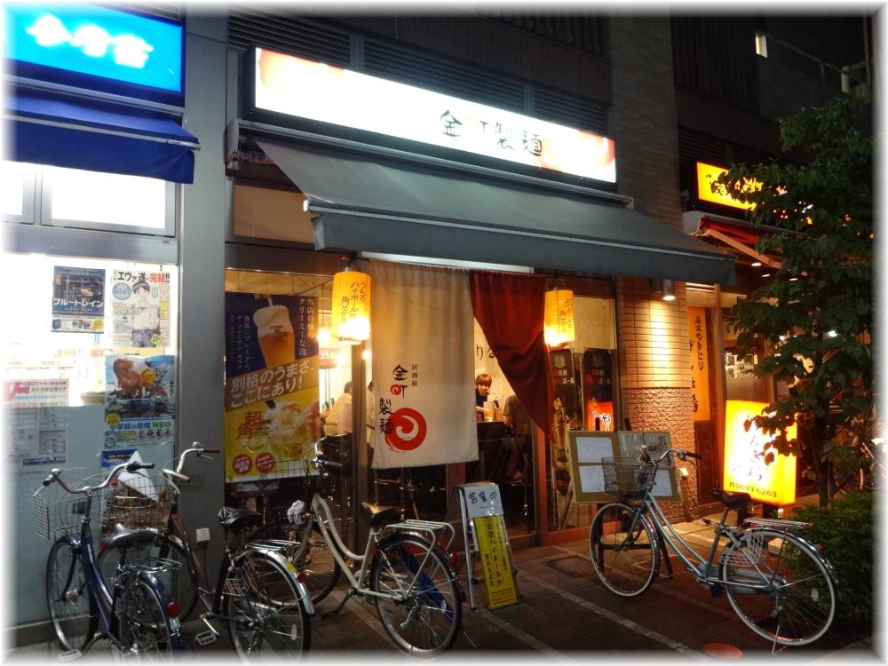 金町製麺3 外観
