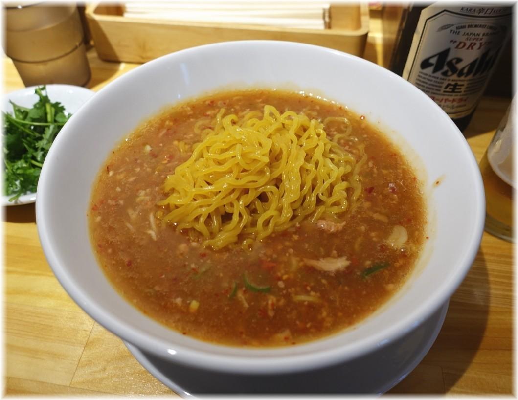 小田原タンタン麺たかみ 特製タンタン麺
