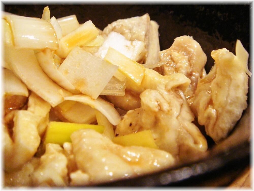 G凪3 鶏皮ポン酢2