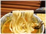 大喜庵 カレーとりつけめんの麺