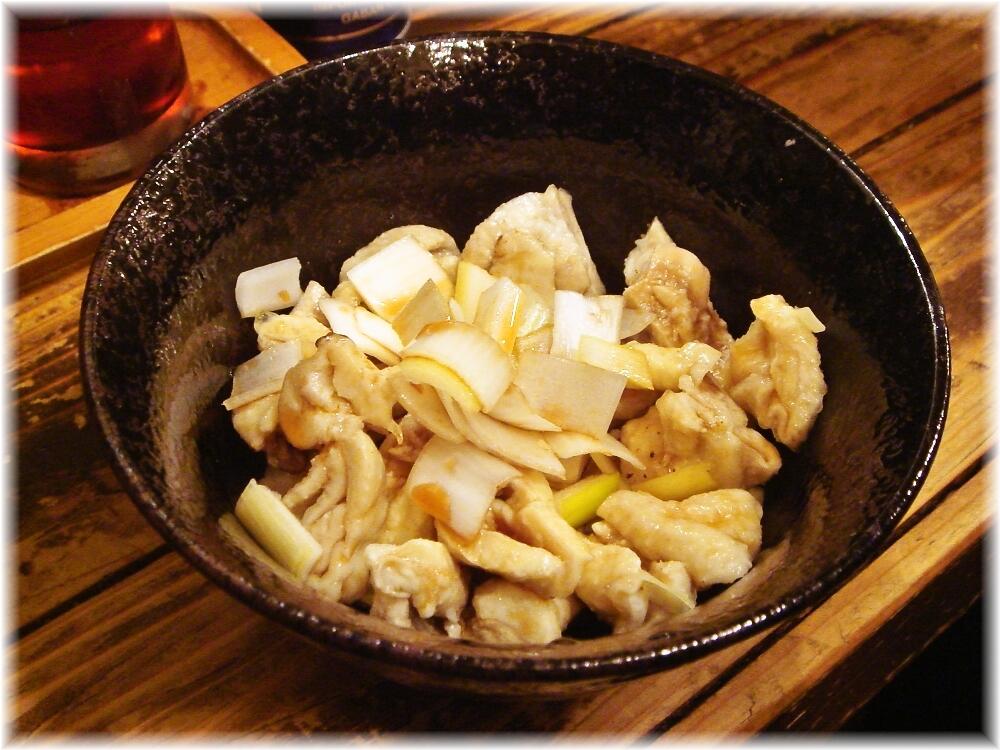 G凪3 鶏皮ポン酢