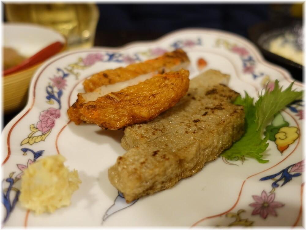 金町製麺12 さつま揚げの炙り