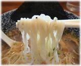中華そば ばんや 自然海塩そばの麺