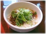 西安(XI'AN) 炸醤麺(ジャージャー麺式刀削麺)