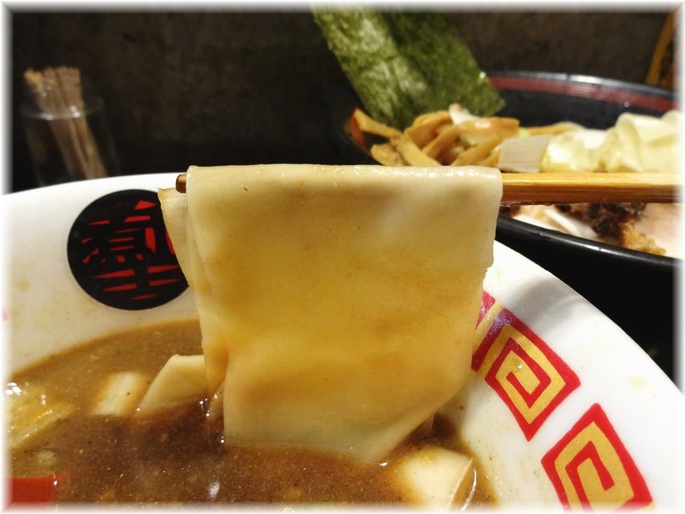 ラーメン凪煮干王西新宿店 特製つけ麺の一反も麺