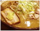 麺武虎龍 味噌ラーメン+名物味玉のスープ
