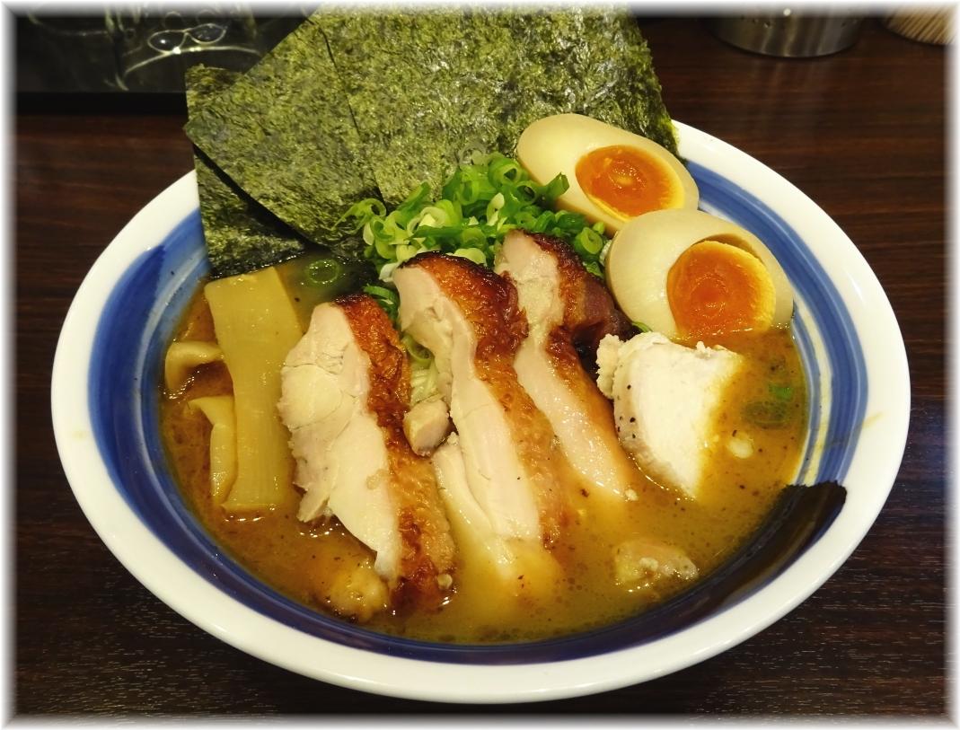和屋製麺所 特製鶏そば