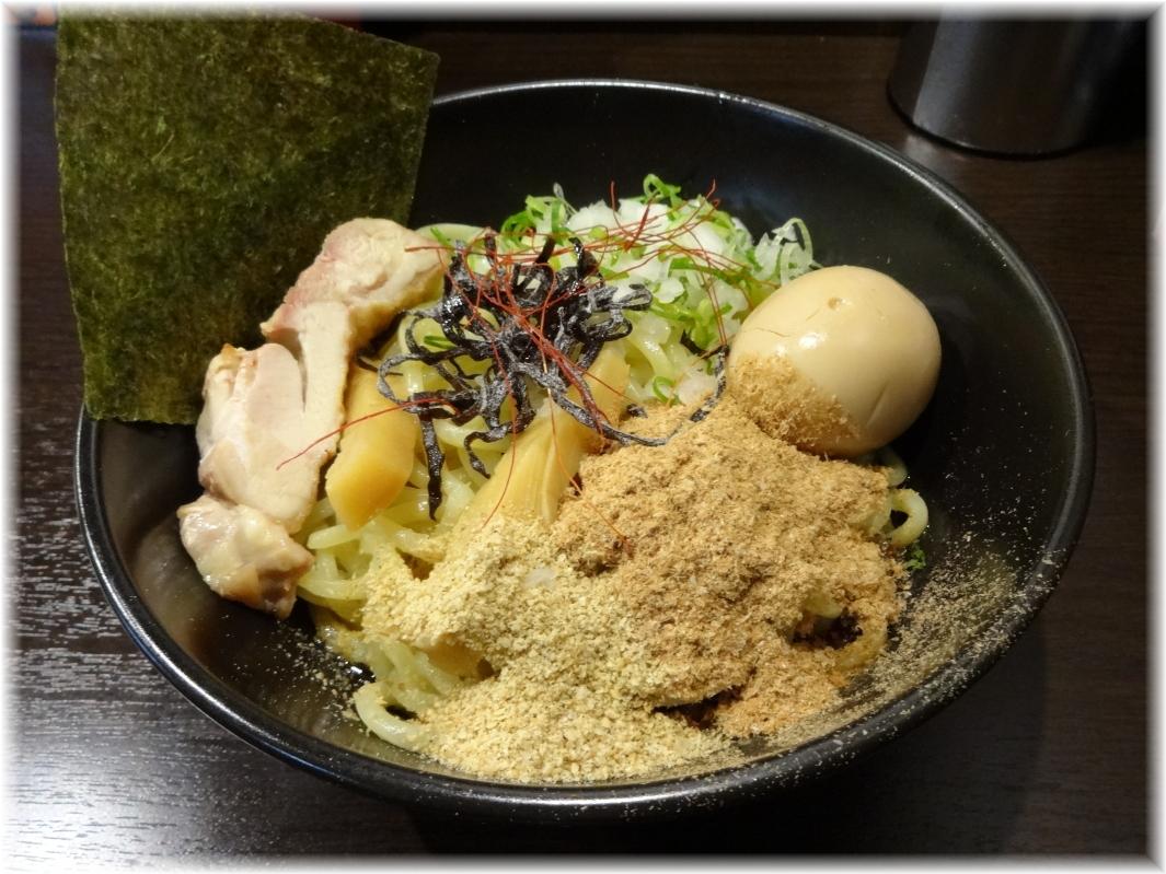 あびすけ西新宿7丁目店 味玉辛味油そば