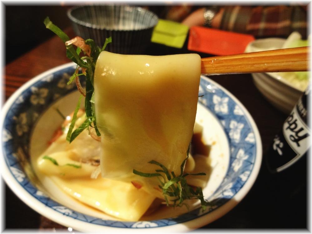 串あげ ムタヒロ4号店 麺刺し2