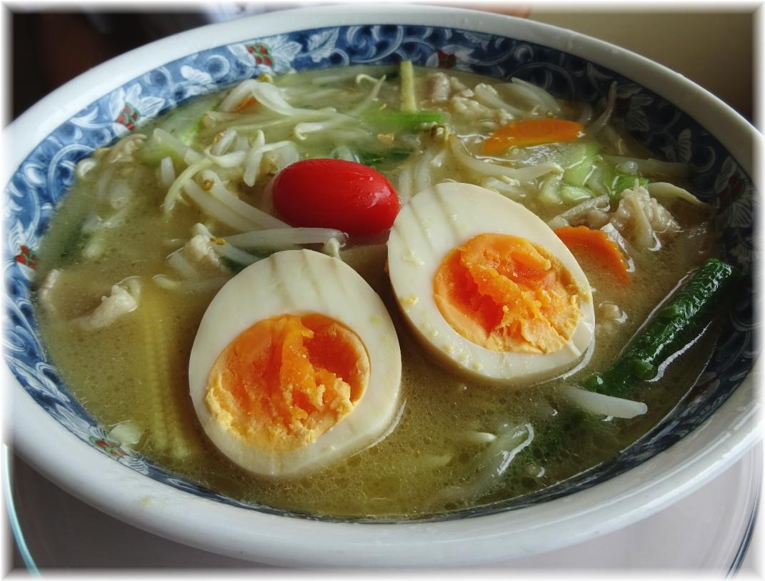 ラーメンショップ城門 野菜タンメン