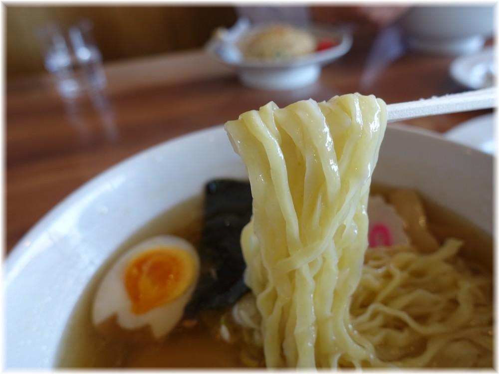 らーめん梵天 梵天ラーメンの麺