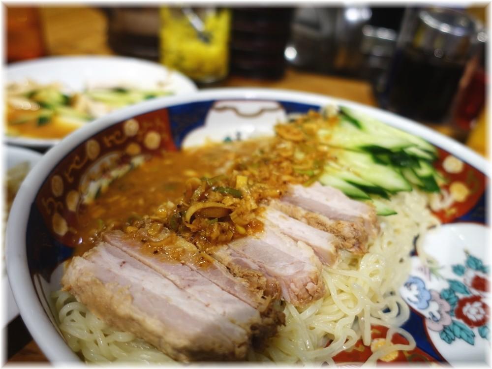 支那麺はしご赤坂店 太肉涼麺の具