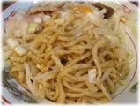 ぽっぽっ屋 湯島店 油めんの麺